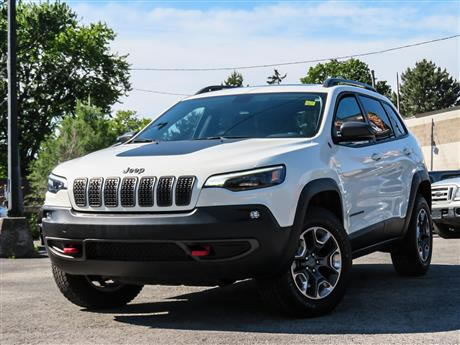 used jeep cherokee in Mississauga